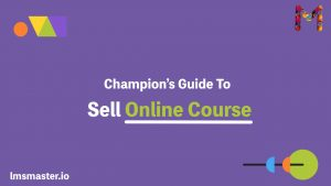 how to sell online course